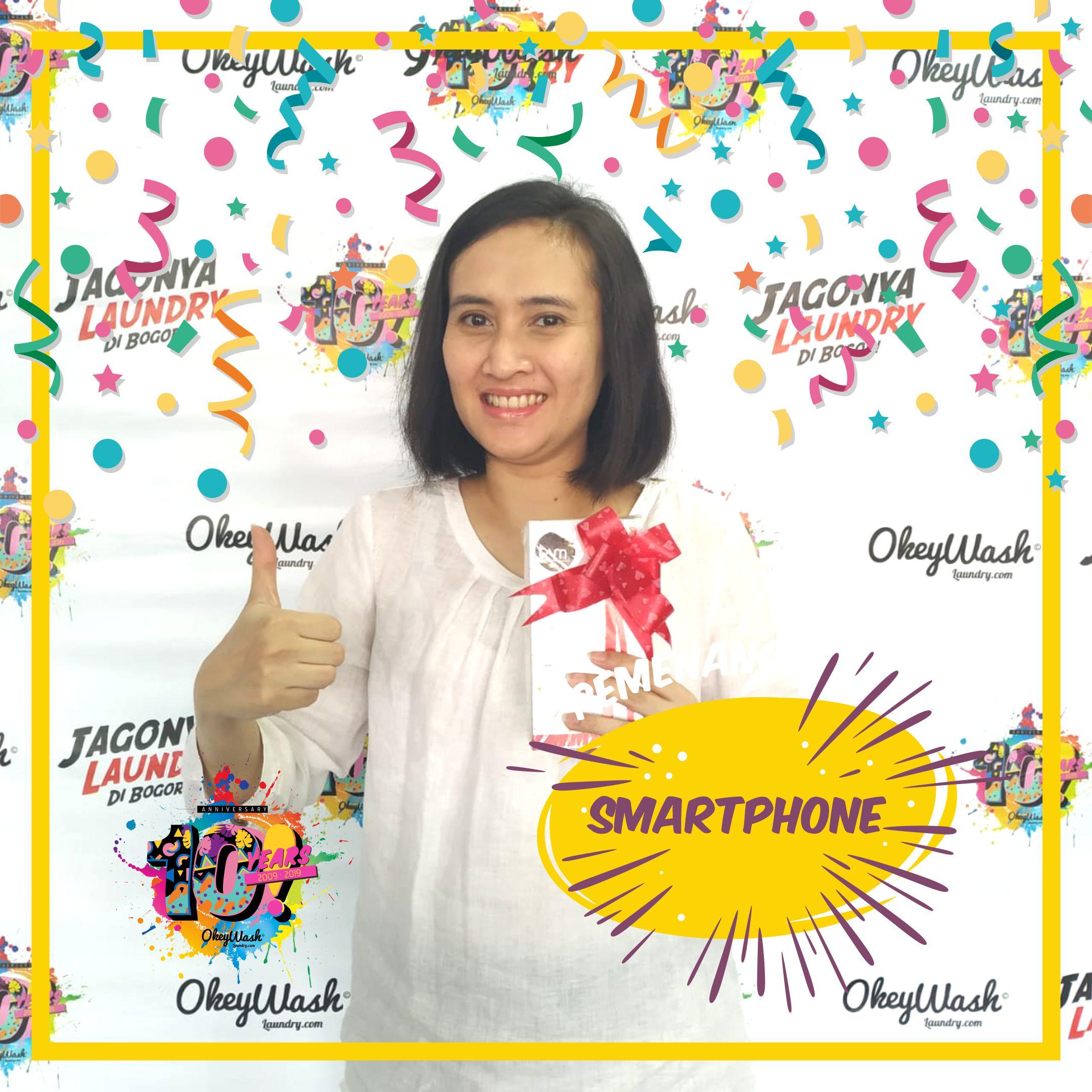 Pemenang Satu Dekade - Smartphone